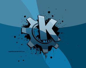KDE Wallpaper Deviantart